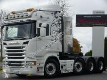 Scania exceptional transport tractor unit R 730/V8/8X4/4/RETARDER/HYDRAULI SYSTEM/250 T!