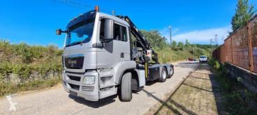 Tracteur MAN TGS 26.400