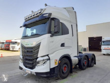 Iveco exceptional transport tractor unit S-WAY 570