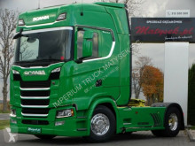 Scania S 500 /NEW MODEL/RETARDER/NAVI/ALU WHEELS/2018 Y Sattelzugmaschine gebrauchte