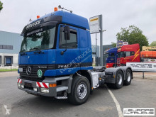Mercedes Actros 2643 tractor unit used