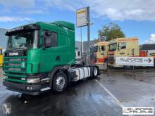 Cabeza tractora Scania 124.420 Steel/Air - Manual - - Airco usada