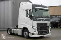 Volvo low bed tractor unit FH FH 460 Lowliner Hubsattelkupplung I-ParkCool