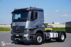 Tracteur MERCEDES-BENZ AROCS / 2045 / HAD / E 6 / 4 X 4 / HYDRAULIKA / HYDRODRIVE / RET