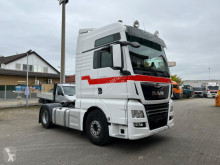 MAN TGS TG-S 18.500 FLBS 4x2 SZM XXL Fhs, 2xTank, Abstand+Notbrems tractor unit used