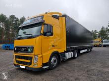Tracteur Volvo FH 13 460 EEV ADR automatic mega 2013 + KRONE CURTAIN MEGA ROOF occasion