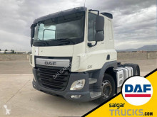 DAF CF FT 400 tractor unit used
