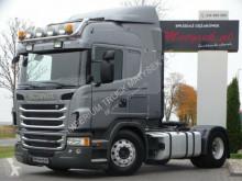 Tracteur Scania G 400/RETARDER/FULL ADR SYSTEM/EURO 5 EEV/NO EGR occasion