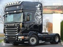 Tracteur Scania R 500 / V8 / TOPLINE / RETARDER/I-COOL / EURO 5 occasion