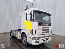 جرار Scania 114 380 1 hand france مستعمل