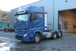Sattelzugmaschine Mercedes-Benz Actros 2551 6x2 tractor unit (DAF-Volvo-Scania)
