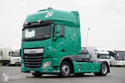 Cabeza tractora DAF 106 / 460 / EURO 6 / ACC / SSC / RETARDER / MEGA / LOW DECK usada