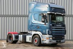 جرار Scania R 580 V8, RETARDER, HYDRAULIC, ANALOG TACHO