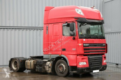 Tracteur DAF XF 105.460, LOW DECK, SUPER SPACE CAB, EURO 5EEV occasion