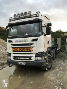 Scania exceptional transport tractor unit R 164R580