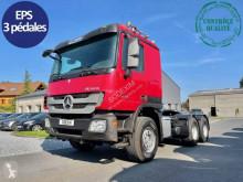 Mercedes Actros 2655 Sattelzugmaschine gebrauchte