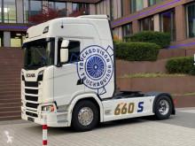 Cabeza tractora Scania S 660 S usada
