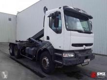 Camião Renault Kerax 400 poli-basculante usado
