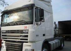 Cap tractor DAF XF105 second-hand
