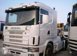 Cabeza tractora Scania L 144L460 usada
