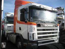 Nyergesvontató Scania L 144L460 használt