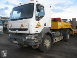 Cabeza tractora Renault Kerax 420 usada