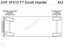 Vedere le foto Trattore DAF XF 510