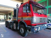 Ver las fotos Cabeza tractora Mercedes SK 3553