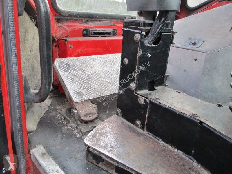 Draaistoel In Auto.Standard Handling Tractor Used Mol Stb 34 150 Heavy Duty