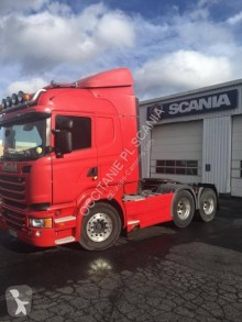 Voir les photos Tracteur Scania R 490