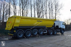 View images MAN TGS 33.400 icw 4 axle tipper tractor-trailer