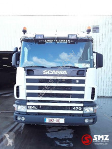 Voir les photos Tracteur Scania 124 470 Cr 19/manual/retarder TOPshape