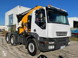 Voir les photos Tracteur Iveco Trakker 450