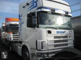 Voir les photos Tracteur Scania L 124L420