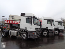 View images Mercedes Actros 2040 tractor unit