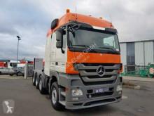 Преглед на снимките Влекач Mercedes Actros 4155 SLT 8x4 Retarder Standklima -155 to