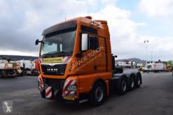 Voir les photos Tracteur MAN TGX 41.640 D38