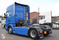 Voir les photos Tracteur Scania R 410 Topline Kipp- + Schubbodenhydaulik