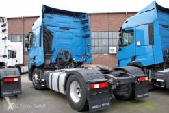 Voir les photos Tracteur Renault T 460 ACC Alcoa Standklima Nebenantrieb