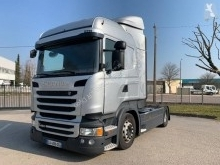 Преглед на снимките Влекач Scania R 490