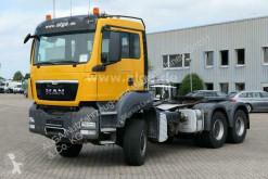 View images MAN TGS 33.480 TGS BB 6x6, Allrad, Hydraulik, Intarder tractor unit