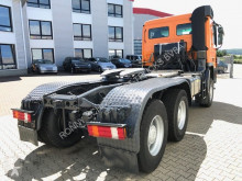Ver as fotos Tractor Mercedes Actros 3346AS   6x6  3346 AS 6x6, Kipphydraulik