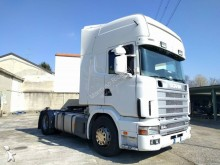 View images Scania R 164R480 tractor unit