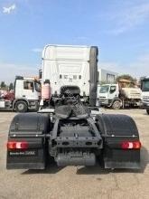 Voir les photos Tracteur Mercedes Actros 1851 LSN 37