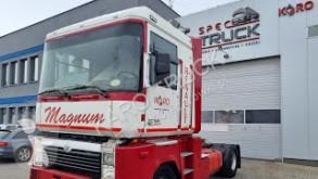 Voir les photos Tracteur Renault Magnum AE 385 ti , 2 CULASSE ,  POMPE MANUELLE