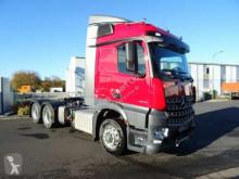 Ver as fotos Tractor Mercedes Arocs 2643 LS 6x6 HAD Allrad, Retarder, Kipphydr