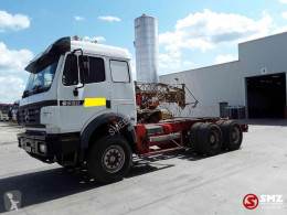 Voir les photos Tracteur Mercedes SK 2650
