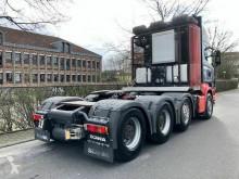 Преглед на снимките Влекач Scania R620 8x4 V8 Deutsches Fahrzeug Retarder Standkli