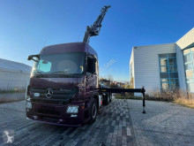 View images Mercedes Actros 2641 tractor unit