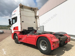 Voir les photos Tracteur Scania R124 L 420 4x2  L 420 4x2, Retarder, Hydraulik